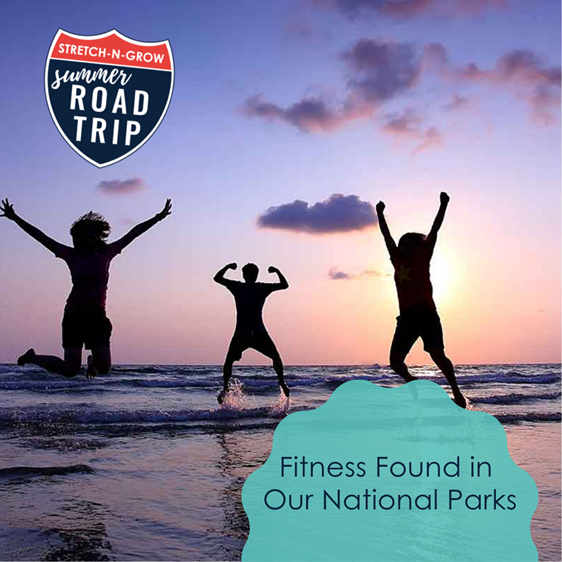 Fitness Fun Found In Our National Parks